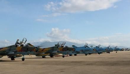 Tiết lộ nhiệm vụ của phi công máy bay Su-22 rơi ở Bình Thuận 1