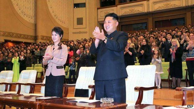 Hình ảnh Tiểu sử lãnh đạo Triều Tiên Kim Jong-un số 4