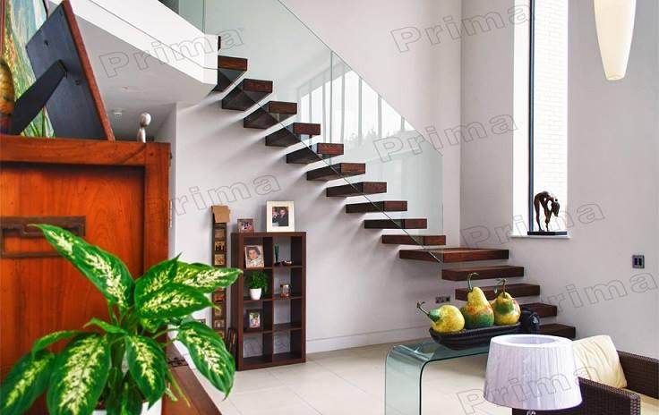 Những thiết kế cầu thang gác tinh tế cho ngôi nhà hiện đại 4
