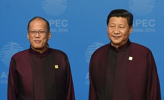 """Tổng thống Phillippines: """"Ông Tập Cận Bình không hành xử kiểu đàn anh"""" 1"""