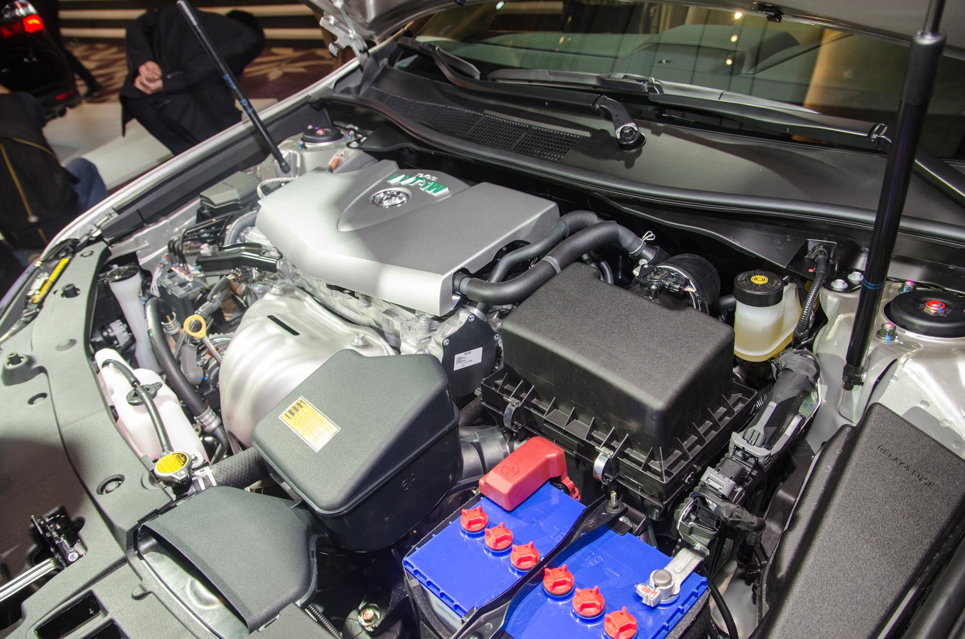 Toyota Camry 2015 ra mắt, giá cạnh tranh từ 1,08 tỷ đồng 5