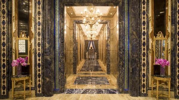 Khách sạn 6 sao 320 triệu/đêm ở Sài Thành thuộc sở hữu nhà vợ Thanh Bùi? 1