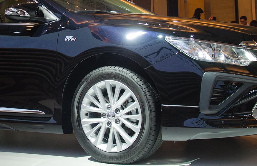 Hình ảnh Toyota Camry 2015 thế hệ mới đã thay đổi như thế nào? số 4