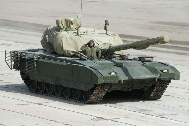 Cận cảnh vũ khí tối tân nhất của Nga trong cuộc diễu hành quân sự ở Moscow 3