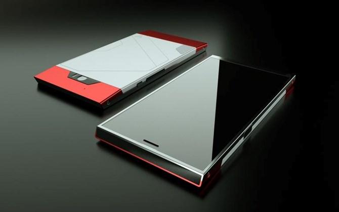 Hình ảnh Smartphone cứng hơn thép có giá bán 700USD số 1