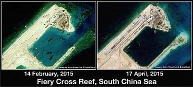 Trung Quốc tiến hành chương trình xây dựng chưa từng có tại Trường Sa 4