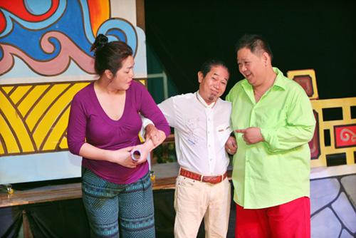 Minh Béo tung 3 vở kịch mới toanh trong dịp hè năm nay 8