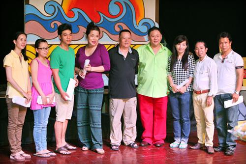 Minh Béo tung 3 vở kịch mới toanh trong dịp hè năm nay 9