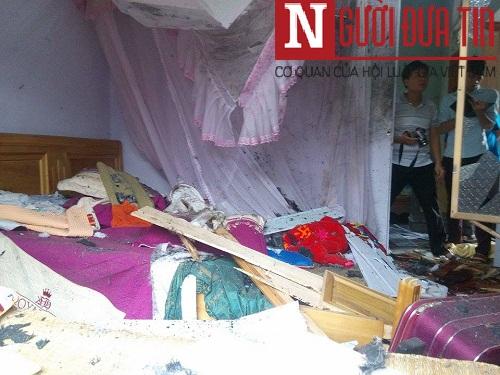 Hình ảnh mới nhất vụ ôm mìn tự sát trong đêm rúng động Hà Tĩnh 2