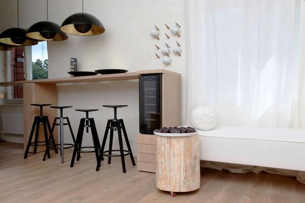 Hình ảnh Ngôi nhà 47 m2 nhưng thiết kế siêu đẹp, đủ tiện ích số 2