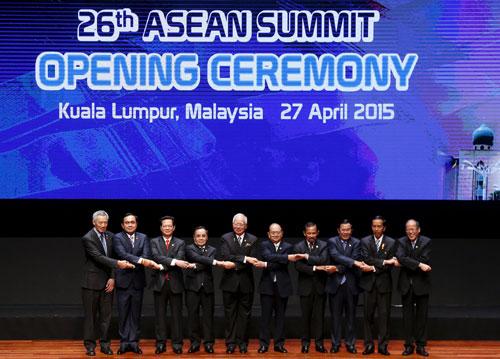 ASEAN ra tuyên bố lên án mạnh mẽ hoạt động bồi đắp Biển Đông 2
