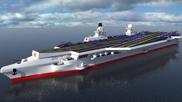 Tại sao Nga cần phải chế tạo tàu sân bay khổng lồ? 1