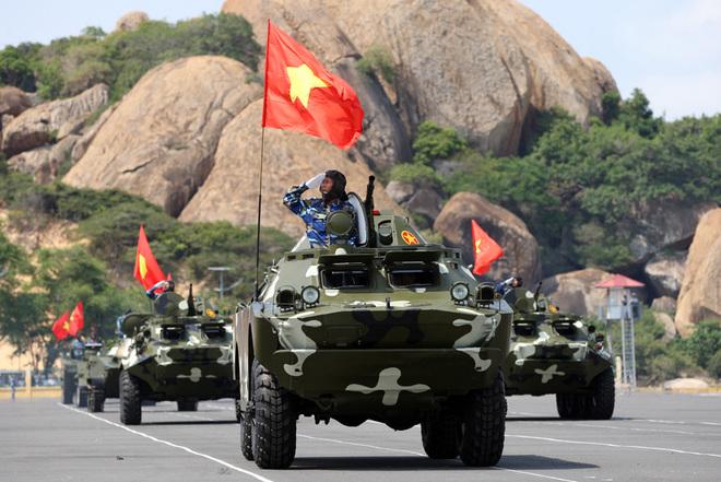 Chiêm ngưỡng dàn vũ khí hiện đại trên bộ của Hải quân Việt Nam 4