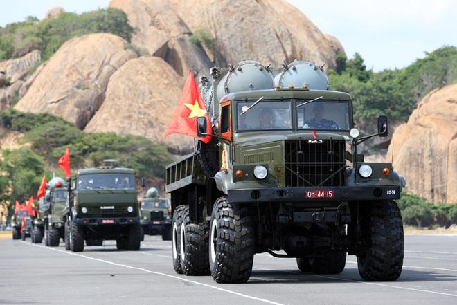 Chiêm ngưỡng dàn vũ khí hiện đại trên bộ của Hải quân Việt Nam 5