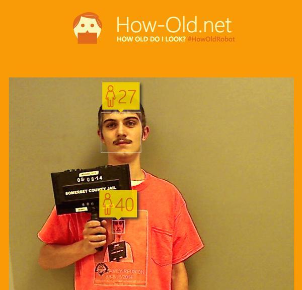 Dân mạng sốt với ứng dụng đoán tuổi của Microsoft 4