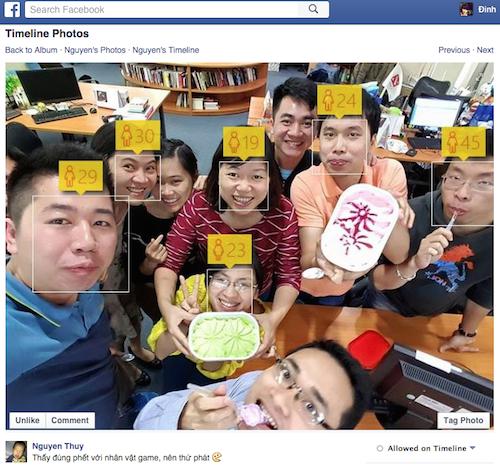 Hình ảnh Dân mạng sốt với ứng dụng đoán tuổi của Microsoft số 3
