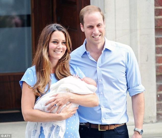 Người phụ nữ hai lần sinh con trùng ngày với công nương Anh 3
