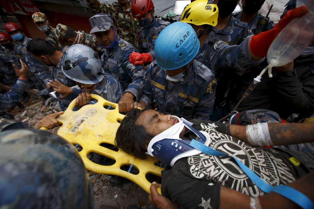 Những điều kỳ diệu sau thảm họa động đất Nepal 3