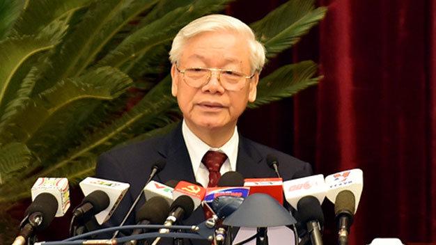 TBT Nguyễn Phú Trọng: Công tác nhân sự là nhiệm vụ cực kỳ hệ trọng 1