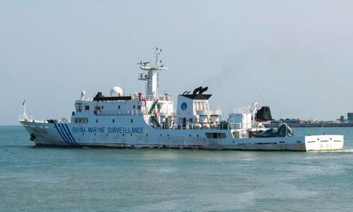 Trung Quốc điều 2 tàu tuần tra trái phép ở Hoàng Sa 1