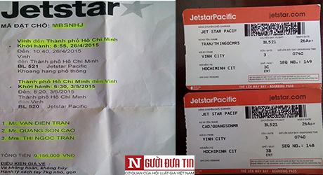 Jetstar 'bỏ rơi' khách là người khuyết tật 1