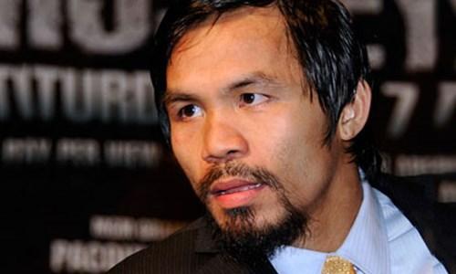 Manny Pacquiao sắp đối mặt án tù vì … hám tiền và tham vọng? 1