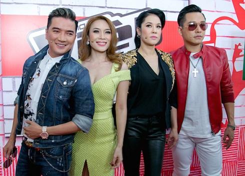 Cân đo 4 vị giám khảo quyền lực của Giọng hát Việt 2015 4