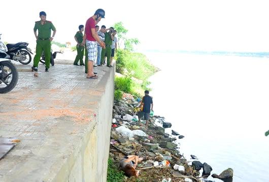 Ném nữ tiếp viên xuống triền sông Hàn để trả thù cho bạn gái 1