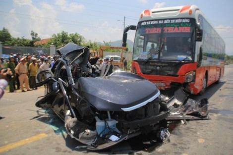Vụ tai nạn thảm khốc làm 6 người chết: Nạn nhân cuối cùng đã tử vong 1