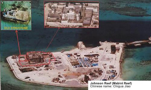 """Hàng loạt chính khách Mỹ kêu gọi """"tẩy chay"""" Trung Quốc vì Biển Đông 1"""
