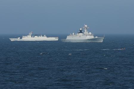 4 lý do khiến Nga-Trung bất ngờ tập trận chung ở Địa Trung Hải 1