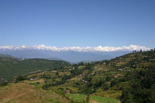Thung lũng ở Nepal cao thêm 80cm sau động đất 2