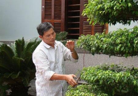 Đại gia chăn vịt Nghệ An thắp nghìn bóng đèn biệt thự 32 phòng  1