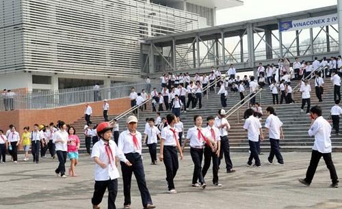 Hình ảnh Tiêu chí xét tuyển vào lớp 6 của các trường hot ở Hà Nội số 1