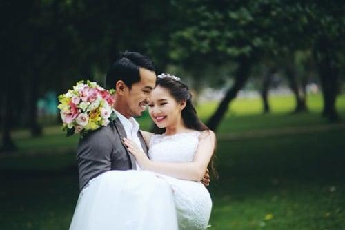 Chuyện cổ tích giữa đời thường của vợ chồng Duy Nhân 3