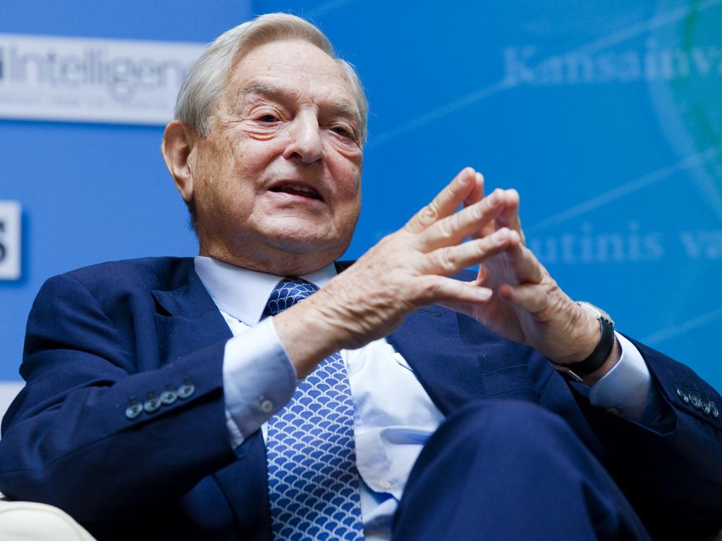 Tỷ phú Soros: Giải bài toán Ukraine thì không chỉ trừng phạt Nga 1