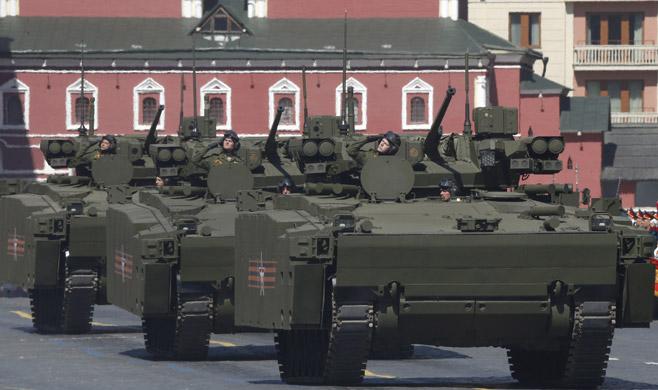 5 vũ khí mới hàng đầu của Nga trong Ngày diễu binh 9/5 4
