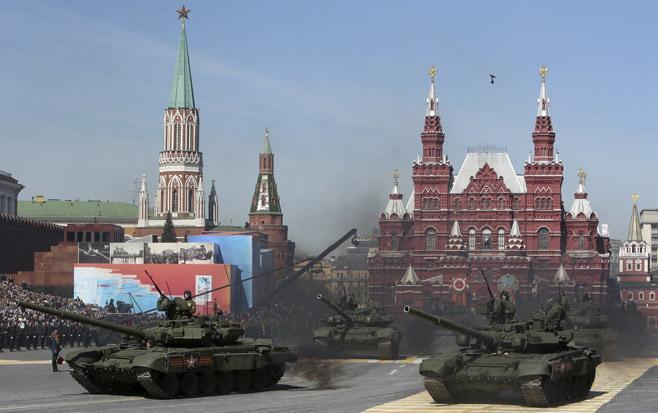 5 vũ khí mới hàng đầu của Nga trong Ngày diễu binh 9/5 6
