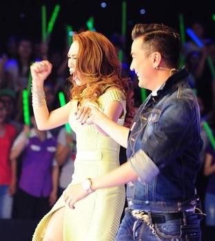 Trực tiếp The Voice - Giọng hát Việt 2015: Vòng thi giấu mặt tập 1 2