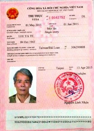 Vụ 'chú rể Đài Loan' 72 tuổi sát hại vợ Việt: Khởi tố bị can 1
