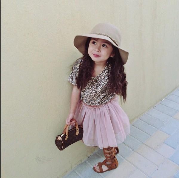 Choáng váng BST túi xách hàng hiệu của cô nhóc 4 tuổi 2