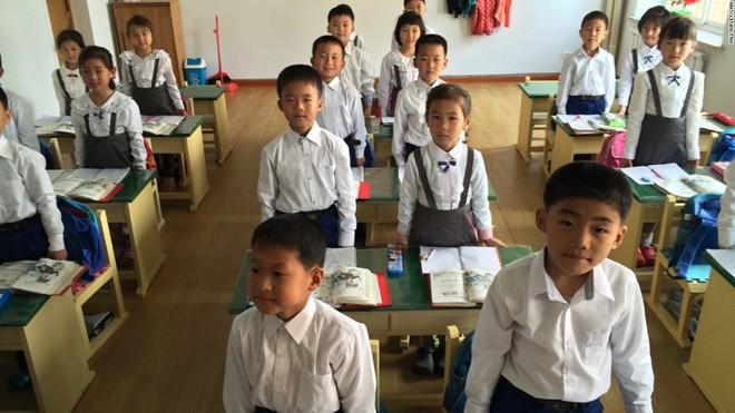 Khám phá trường học hạng sang ở Triều Tiên 4