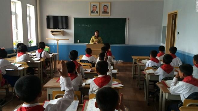 Khám phá trường học hạng sang ở Triều Tiên 2