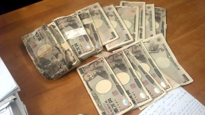 Hôm nay, công an quyết định vụ 5 triệu Yen bỏ quên trong thùng loa 1