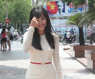 Á hậu Hoàng Oanh kể chuyện lần đầu đóng phim điện ảnh hài 1