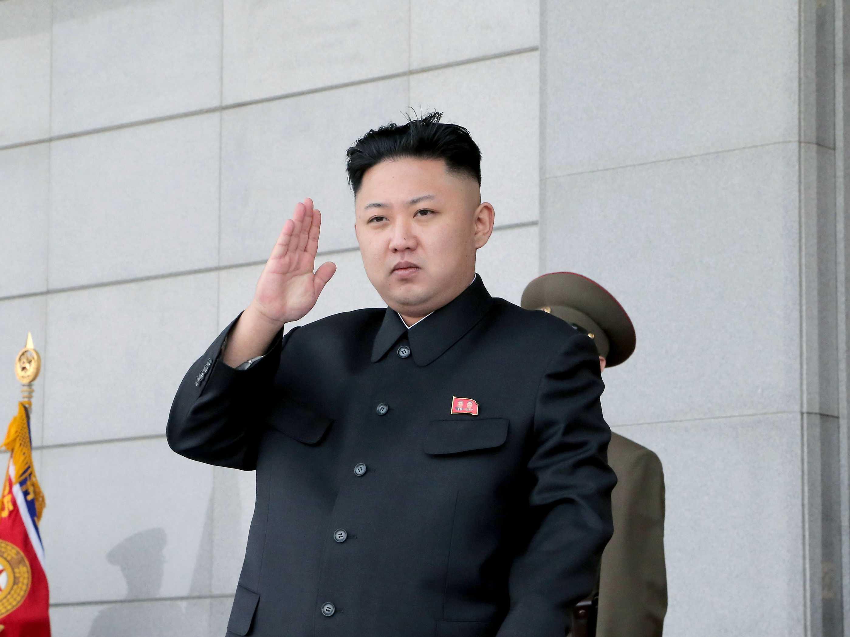 Kim Jong-un ���� ra l���nh �����u �����c c�� ru���t?