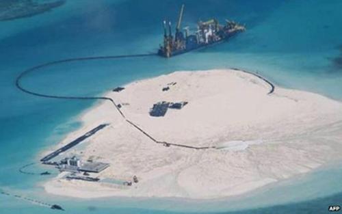 Lầu Năm Góc tố Bắc Kinh mưu đồ thay đổi hiện trạng Biển Đông 2