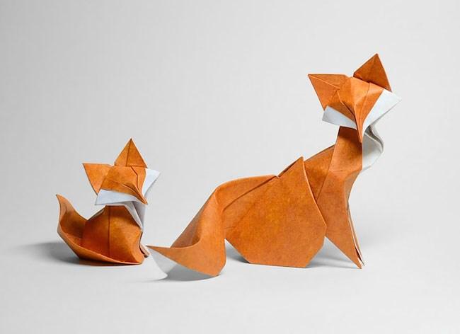 Nghệ sĩ Việt sáng tạo cách gấp Origami cong tạo cơn sốt trên Internet 1