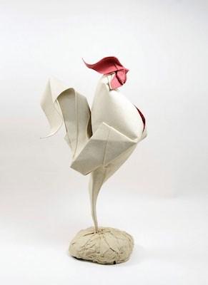 Nghệ sĩ Việt sáng tạo cách gấp Origami cong tạo cơn sốt trên Internet 6