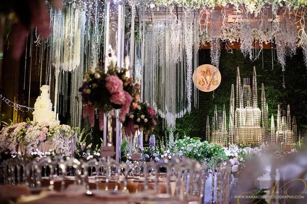 Cận cảnh đám cưới gần trăm tỷ của nữ diễn viên đẹp nhất Thái Lan 2